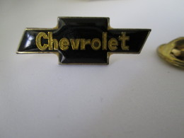 PIN'S    LOGO  CHEVROLET - Other