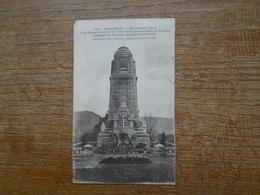 Besançon , Monument élevé à La Mémoire Des 1531 Bisontins Morts Pour La France Pendant La Grande Guerre ( 1914-1918 ) - Besancon