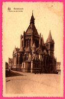 Cp Dentelée - Bonsecours - L'Eglise Vue De Derrière - Basilique - Animée - NELS - Edit. JORION DUBOIS - 1932 - België