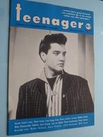 TEENAGER Nr. 2 - 1 Dec 1960 - ELVIS PRESLEY ( Juke Box - Mechelen ) ! - Revues & Journaux