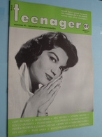 TEENAGER Nr. 4 - 10-6-61 - CONNIE FRANCIS ( Juke Box - Mechelen ) ! - Riviste & Giornali