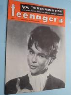 TEENAGER Nr. 5 - 10-9-61 - CONNY ( Juke Box - Mechelen ) ! - Tijdschriften