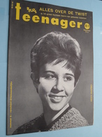 TEENAGER Nr. 6 - 10-12-61 - HELEN SHAPIRO ( Juke Box - Mechelen ) ! - Revues & Journaux