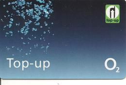 CARTE-µPREPAYEE-MAGNETIQUE- Operateur O2/Recharge GSM-TOP-UP -TBE-RARE - Non Classés