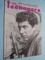 TEENAGER Nr. 7 - 10-3-62 - PAUL ANKA ( Juke Box - Mechelen ) ! - Tijdschriften