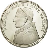 Vatican, Médaille, Jean-paul Ier, FDC, Copper-nickel - Tokens & Medals