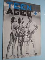 TEENAGER Nr. 9 - 1-10-62 - CLIFF RICHARD ( Juke Box - Mechelen ) ! - Tijdschriften