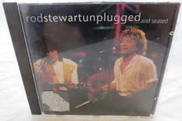 """CD """"Rod Stewart"""" Unplugged And Seated - Music & Instruments"""