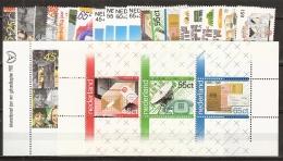 1981 Jaargang Nederland Postfris/MNH** - Netherlands
