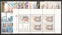 1982 Jaargang Nederland Postfris/MNH** - Netherlands