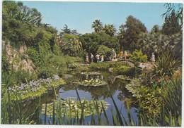 Spain, Espana, BLANES, Costa Brava, Jardin Botanico, Botanist Gardens, 1980 Used Postcard [21805] - Gerona