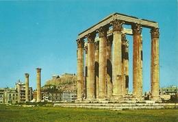 ATENAS. TEMPLO ZEUS OLIMPICO - Antigüedad