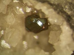 * VAESITE Xls, Korb Mine, Eisen, Saarland, BRD * - Minéraux