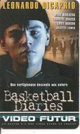 CARTE-VIDEO FUTUR-N°21-BASKETBALL DIARIES-TBE - RARE - Frankrijk