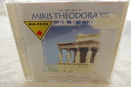 """CD """"Mikis Theodorakis"""" The Very Best Of - Compilations"""