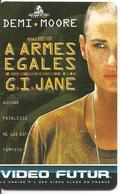CARTE-VIDEO FUTUR-N°25-A ARMES EGALES-TBE - RARE - Frankrijk
