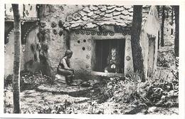 Kaatsheuvel, De Efteling, Huisje  (glansfotokaart) - Kaatsheuvel