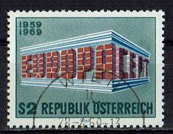 Österreich 1969 // Mi. 1291 O (M.027..991) - Europa-CEPT