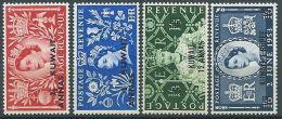 1953 KUWAIT INCORONAZIONE DI ELISABETTA II MNH ** - GB002 - Kuwait