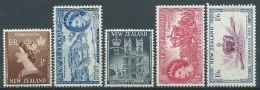 1953 NEW ZELAND INCORONAZIONE DI ELISABETTA II MNH ** - GB002 - Nuova Zelanda