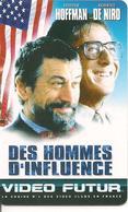 CARTE-VIDEO FUTUR-N°30-DES HOMMES D INFLUENCE-TBE - RARE - Frankrijk