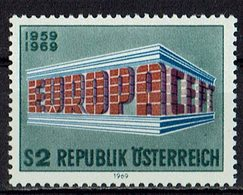 Österreich 1969 // Mi. 1291 ** (M.027..992) - Europa-CEPT