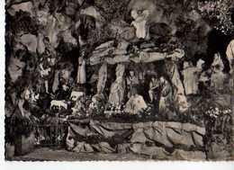 13 MARSEILLE Basilique Notre Dame De La Garde La Creche De Noel - Notre-Dame De La Garde, Funicolare E Vergine