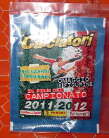 CALCIATORI 2011-2012 IL FILM DEL CAMPIONATO  PANINI BUSTINA NUOVA NEW SIGILLATA 2011 - Panini