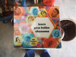 COFFRET LEURS PLUS BELLES CHANSONS - Compilations