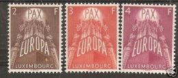 1957 EUROPA LUSSEMBURGO MH *  - RR5530 - Europa-CEPT