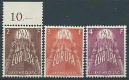 1957 EUROPA LUSSEMBURGO MNH ** - EU8824 - Europa-CEPT