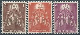 1957 EUROPA LUSSEMBURGO MNH ** - EV - Europa-CEPT
