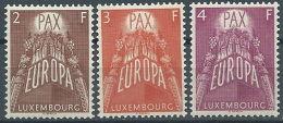 1957 EUROPA LUSSEMBURGO MNH ** - EV-2 - Europa-CEPT