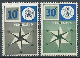 1957 EUROPA OLANDA MNH ** - EV-2 - Europa-CEPT