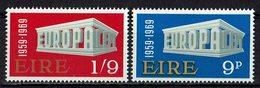 Irland 1969 // Mi. 230/231 ** (M.027..997) - Europa-CEPT