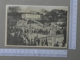 PORTUGAL - LARGO FRONTEIRO AO MOSTEIRO -  BATALHA -   2 SCANS  - (Nº24981) - Leiria