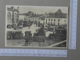 PORTUGAL - PASSAGEM DOS AUTOMOVEIS -  BATALHA -   2 SCANS  - (Nº24982) - Leiria