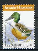 COB 4537 Obl  (B4637) - 1985-.. Oiseaux (Buzin)