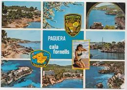 PAGUERA Cala Fornells, Spain, 1979 Used Postcard [21806] - Mallorca