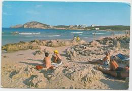 CALA RATJADA, Mallorca, Cala Guya Partial View, Spain, Used Postcard [21807] - Mallorca