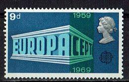 GB 1969 // Mi. 512 ** (M.028..000) - Europa-CEPT