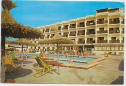 HOTEL CABO BLANCO, Colonia De SANT JORDI, MALLORCA, SPAIN, Used Postcard [21808] - Mallorca