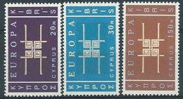 1963 EUROPA CIPRO MNH ** - EU8824 - Europa-CEPT