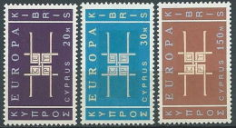1963 EUROPA CIPRO MNH ** - EV - Europa-CEPT