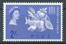1963 FIJI LOTTA CONTRO LA FAME MNH ** - GB002 - Fiji (1970-...)