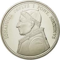 Vatican, Médaille, Jean Paul Ier, FDC, Copper-nickel - Tokens & Medals