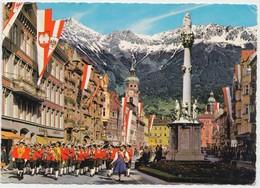Innsbruck, Maria-Theresien Strasse, Austria, 1974 Used Postcard [21813] - Innsbruck