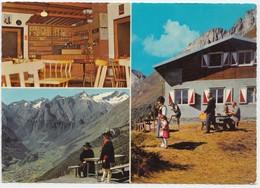 Nilljoch-Hutte, 1990 M, Tirol, Austria, Used Postcard [21814] - Austria