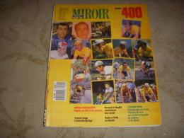 MIROIR Du CYCLISME 400 10.1987 LA LEGENDE DU CYCLISME TOUR D'IRLANDE KELLY ROCHE - Sport