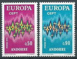 1972 EUROPA ANDORRA FRANCESE MNH ** - EV-5 - 1972